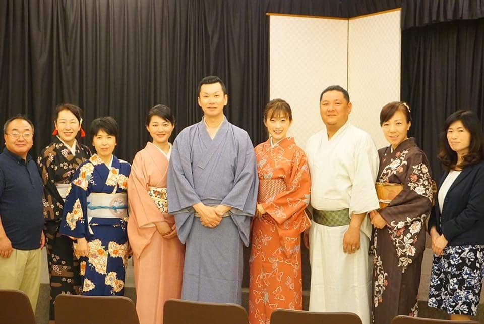 日本橋語り部 教室再開!!